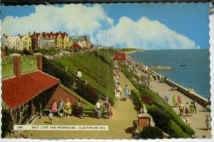 England East Cliff and Promenade Clacton-on-Sea - posted