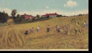 International Harvester Company 1909 Harvest Scenes Around The World Finland