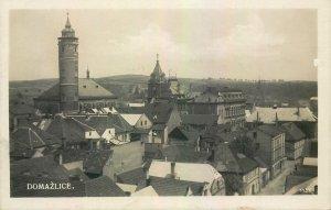 Postcard Czech Republic Domazlice