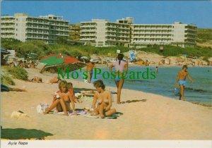 Cyprus Postcard - Grecian Bay Hotel, Ayia Napa    RRR1231