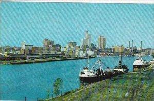 Ohio Toledo The Toledo Harbor