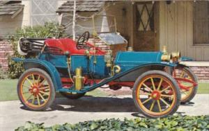 1910 Hupmobile Runabout Butts Buick Santa Barbara California