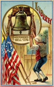 Greetings - Independence Day    *Artist: C Chapman