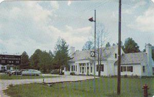 The Butlers' Canvasback Inn, Perryville, Maryland, 40-60s