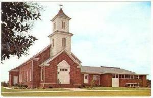 Exterior, Shallow Well Congregational Christian Church (United Church of Cris...