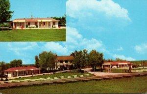 Illinois Frankfort Evergreen Motel