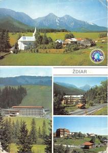 B29046 Zdiar Visoke Tatry the High Tatras slovakia