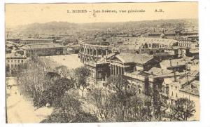 Nimes , France , 1910s ; Les Arenes