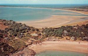 Prouts Neck Maine Aerial View Vintage Postcard JA4741438