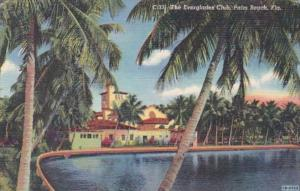 Florida Palm Beach The Everglades Club Curteich