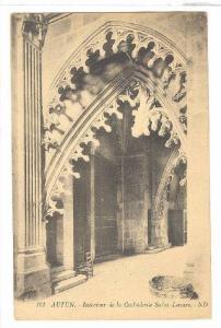 AUTUN, Interieur de la Cathedrale Saint-Lazare, Saone et Loire, France, 00-10s