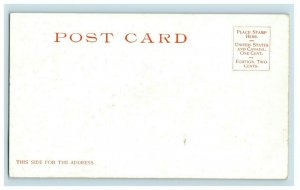 1901 The Shell Road, Biloxi, Miss. Postcard P92
