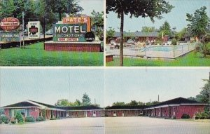 Pates Motel With Pool Dillon South Carolina
