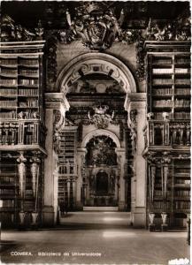 CPM Coimbra-Biblioteca da Universidade PORTUGAL (750619)