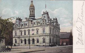 Post Office, Scranton, Pennsylvania, PU-1907