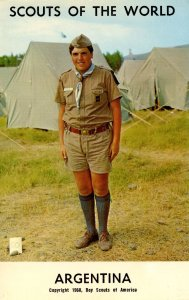 Scouting - Boy Scouts, Argentina