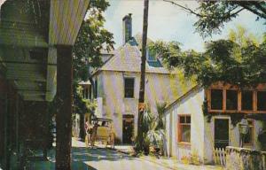 Florida St Augustine Aviles Street