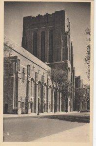 NEW HAVEN , CT , 1930s ; YALE ; Payne Whitney Gymn