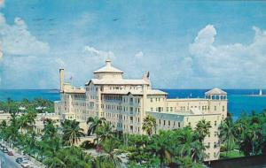 Exterior, The British Colonial a Gill Hotel, Nassau, Bahamas, PU-40-60s