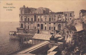 Italy Napoli Palazzo di Donn'Anna a Posillipo