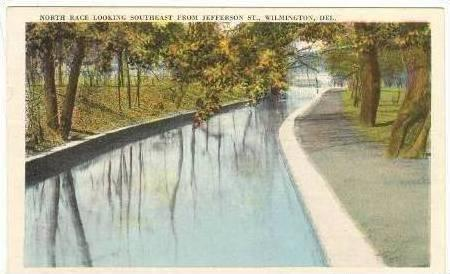 North Race Canal,Wilmington,Delaware ,10-20s