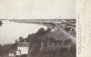 PRINCE ALBERT , Saskatchewan , Canada , 1908 ; Bird's Eye View