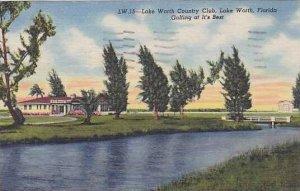 Florida Lake Worth The Lake Worth Country Club