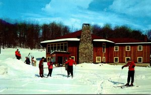 New York Grossinger The Ski Lodge Grossinger's Resort