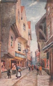 AS: TUCK #7787; YORK, England, 00-10s; Wimbush, The Shambles