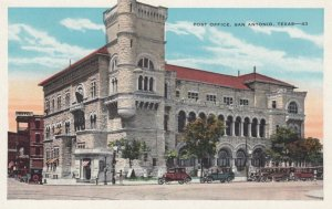 SAN ANTONIO , Texas , 1910s ; Post Office