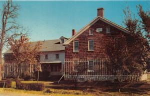 Amana Colonies Iowa~A Typical Amana Home~1960s Postcard