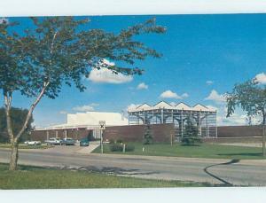 Pre-1980 MUSEUM SCENE Saskatoon Saskatchewan SK d9764