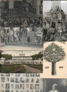 Netherlands - Holland Royal Family Orange Oranje Postcard Lot of 77  01.10