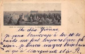 Musee du Luxembourg - J. Breton, La Benediction des Bles 1902