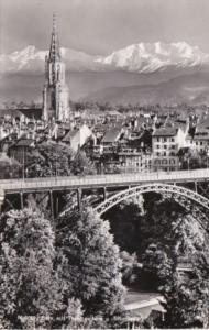 Switzerland Bern mit Tschingelhorn und Bluemlisalp Photo