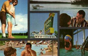 Lake of the Ozarks, Mo., HOLIDAY INN, Hotel (1960s)