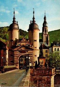 Germany Heidelberg Brueckentor