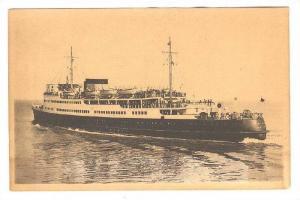 Dover-Ostend line, Ocean Liner, 10-20s