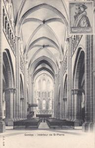 GENEVE, Interieur de St Pierre , Switzerland, 00-10s
