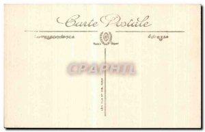 Postcard Old Algeria Biskra Back to Oasis I Donkey Donkey