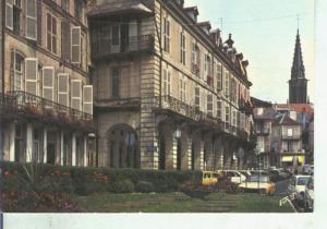 Postal 014475: Centro termal de Plombieres Les Bains,