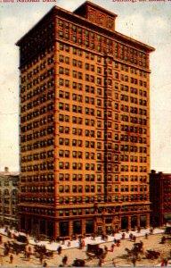 Missouri St Louis Third National Bank Building 1908