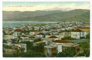 Lebanon , 00-10s   BEYROUTH , Vue de Beyrouth et du Liban