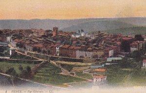 VENCE, Alpes Maritime, France, 1900-1910s; Vue Generale