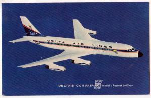 Delta Air Lines, Convair 880