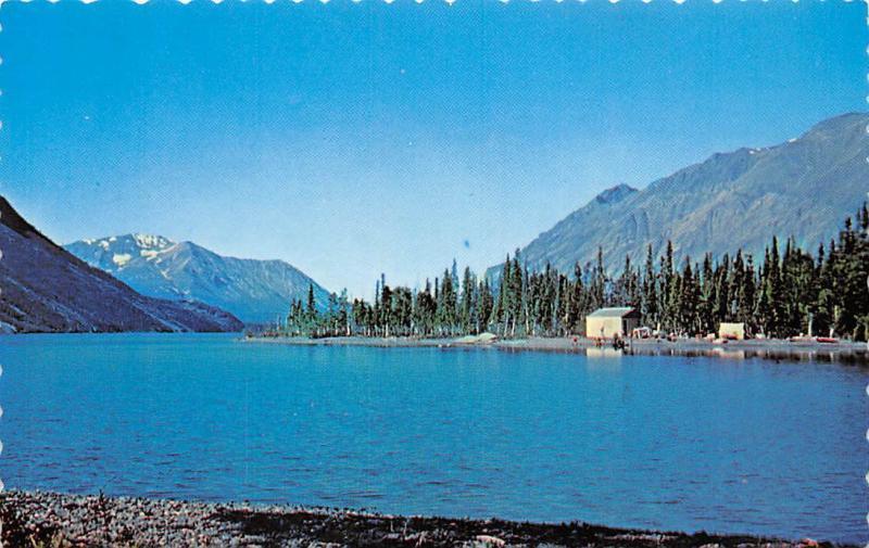Canada Kathleen Lake Haines Highway Yukon Landscape