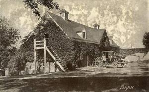 VA - Mount Vernon, The Barn