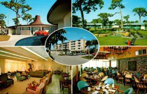 Florida St Petersburg Suncoast Manor Retirement Community 1971