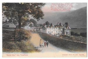 UK Troutbeck Mortal Man Inn Vintage Abraham's Series No. 524