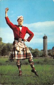 uk5920 highland fling scotland  uk music dance folklore ethnics